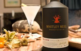 whitley neill bottle
