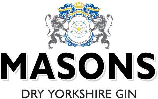 Mason's yorkshire gin logo cropped