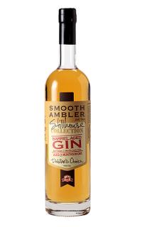 smooth barrel aged gin