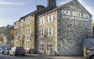 Old Bell Inn exterieor