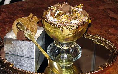 gold ice cream