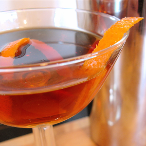 hanky spanky cocktail