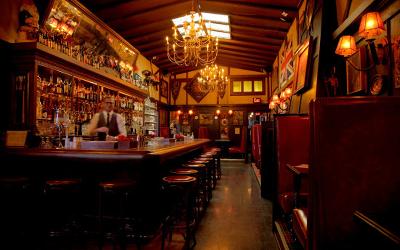 the pikey bar