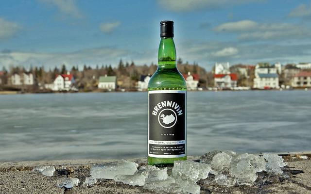 drinking game iceland aquavit