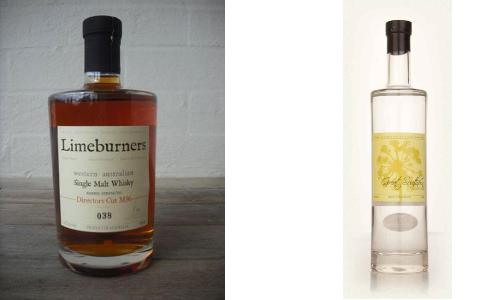 limeburners and gin