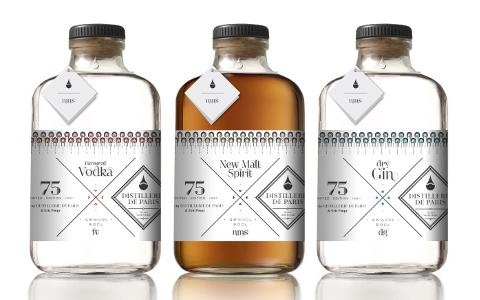 new spirit whisky and gin