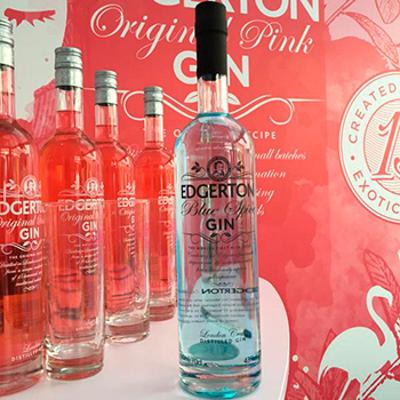 edgerton blue spice gin