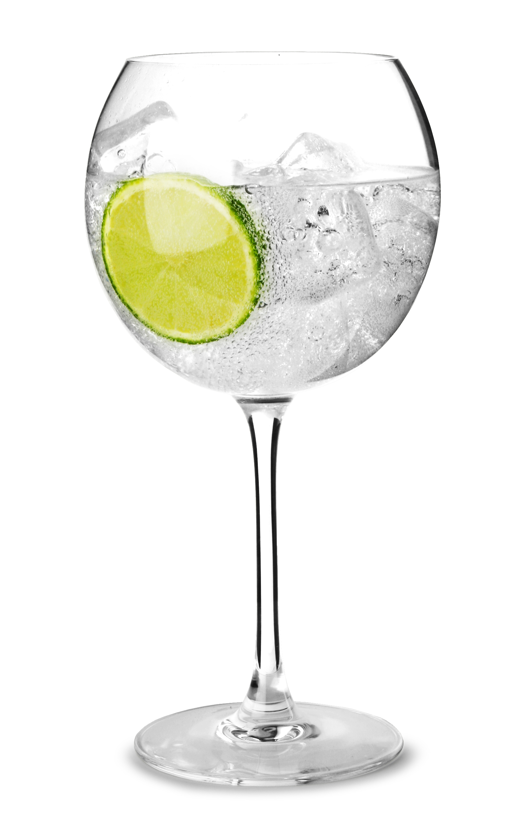 gin cocktail partytonic copa glass