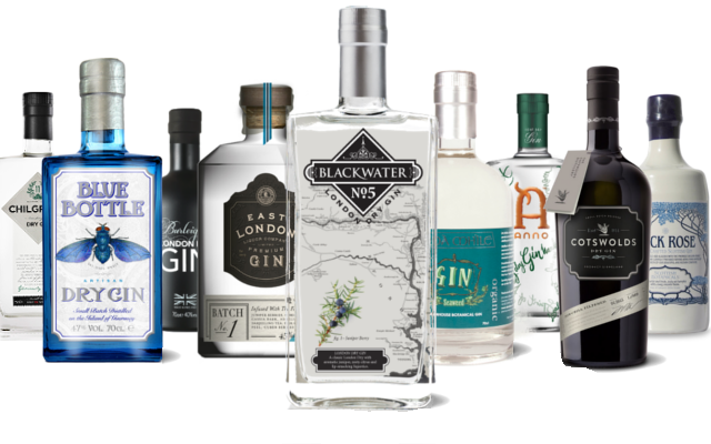 Craft gin is driving the renaissance