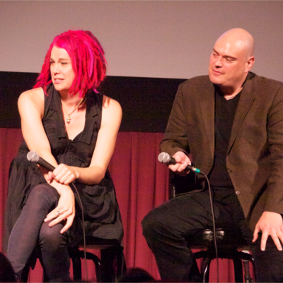 sibling gin the wachowskis