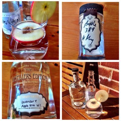 rock rose distillery edition gin