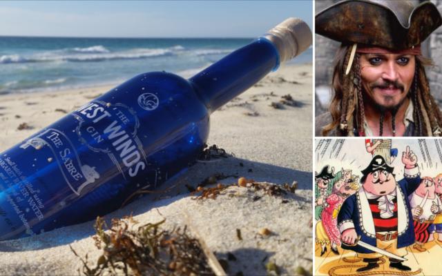 gin westwinds australia pirate