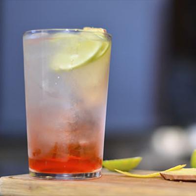 floradora gin cocktail west winds