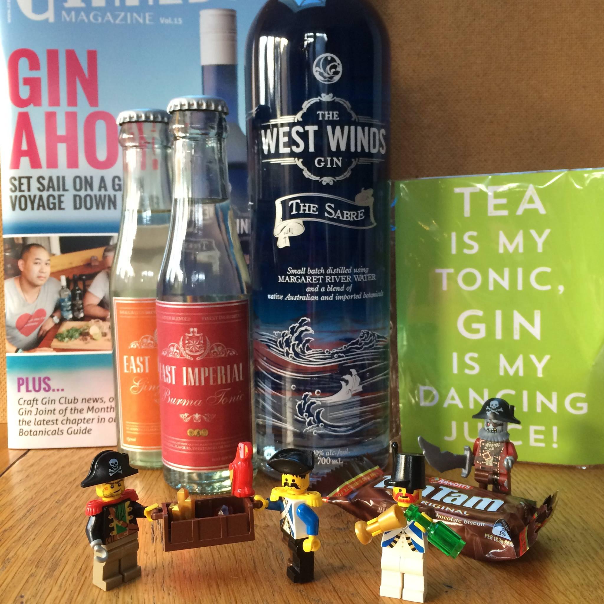 ginstagram gin ginned craft gin club winner