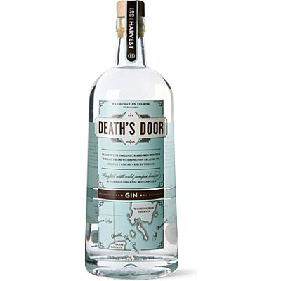 death's door gin winsconsin