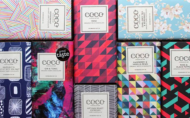 coco gin chocolate bar