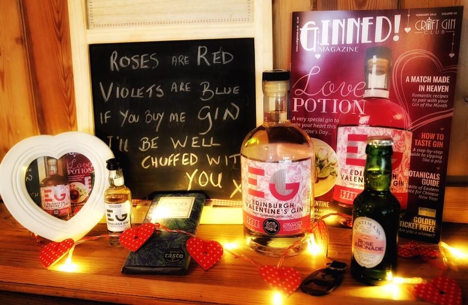 raisthorpe manor fine foods ginstagram winner prize edinburgh gin