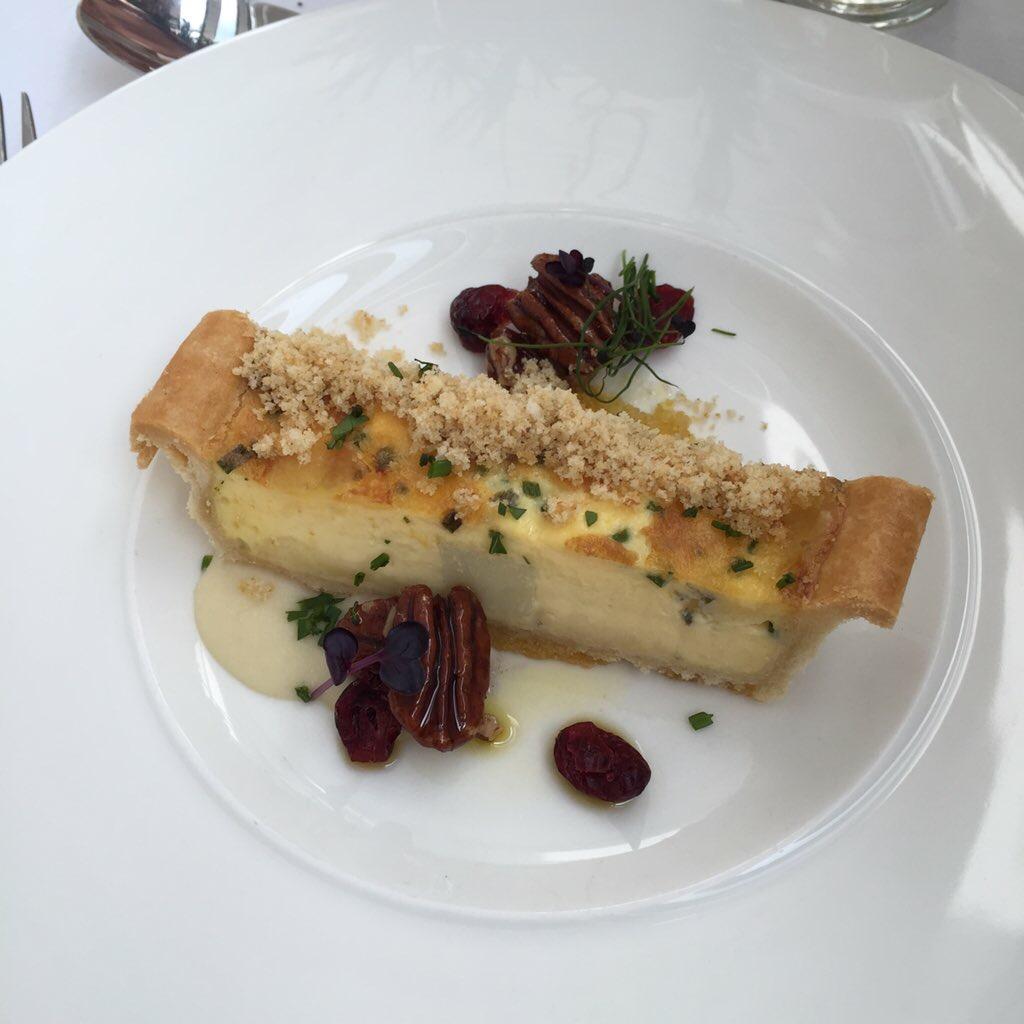 potayto cheese and onion tart