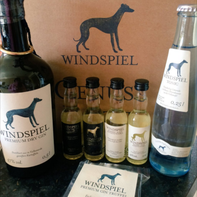 May's Windspiel Gin of the Month box. Photo from Club Member @StillandHeart