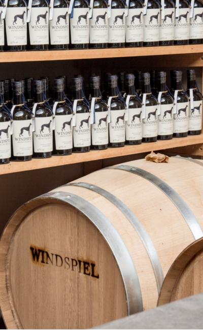 windspiel barrel aged gin