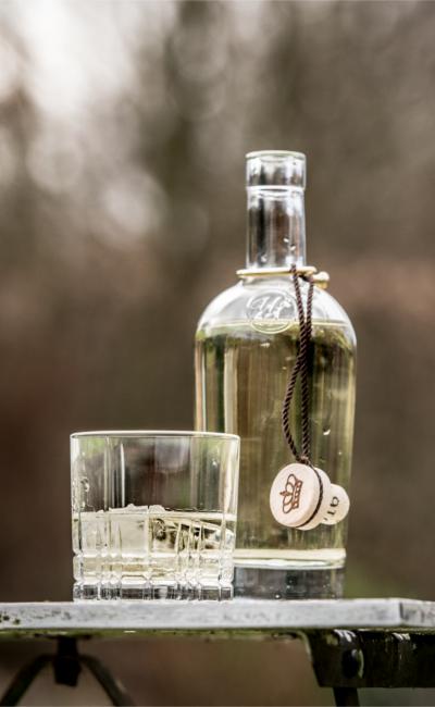 windspiel oak barrel aged gin