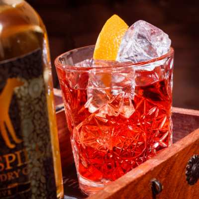 Negroni windspiel gin cocktail