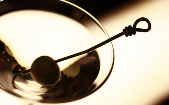 martini at haus bar bristol gin joint windspiel