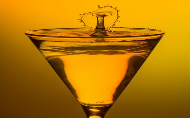 culture cool and class martini dukes bar