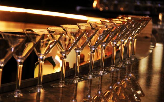 classic martini dukes bar