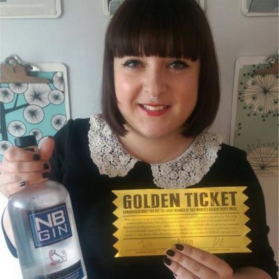 Golden Ticket winner NB gin