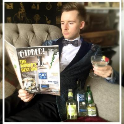 Ginstagram winner NB gin magazine photo