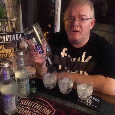 NB gin tonic cocktail ginstagram winner