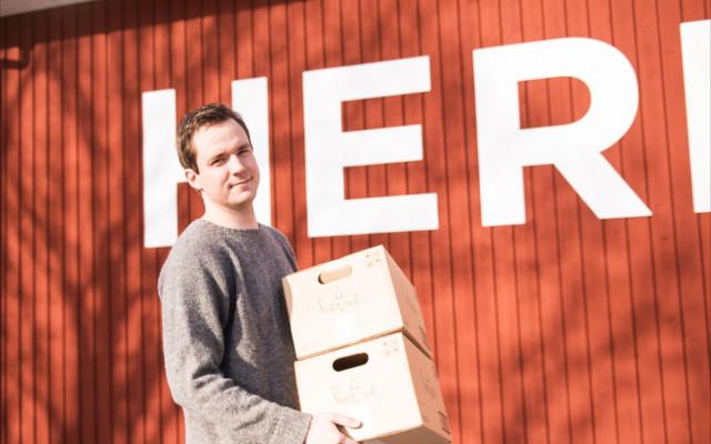 Swedish spirit europe's most awarded gin herno