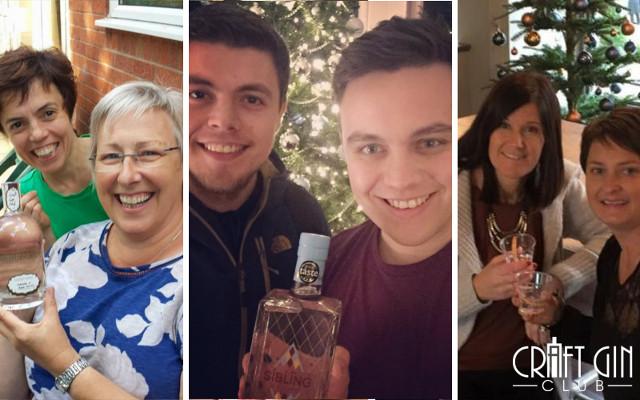 Craft Gin Club winners