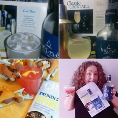 herno gin tonic ginstagram winner