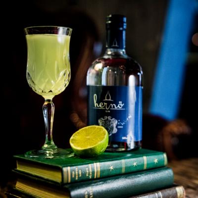 herno gin last work cocktail