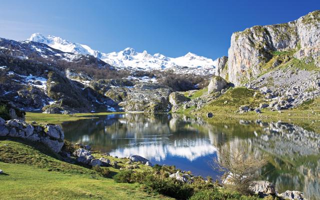 Picos de Europa cantabria santander spain beautiful