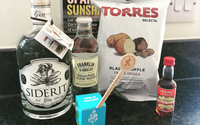 siderit spanish gin