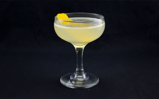 Corpse Reviver No.2 Spooky Halloween Gin Cocktail
