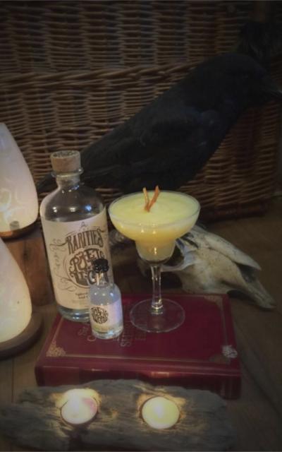Ginstagram winner potetic licence gin runner up