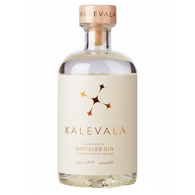 Kalevala Gin Bottle