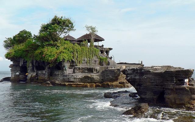 Indonesia Tanah Lot in Bali