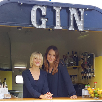 Gin Mobile Bar owners