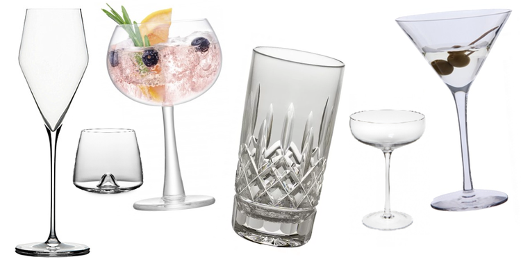 6 best gin glasses to drink from