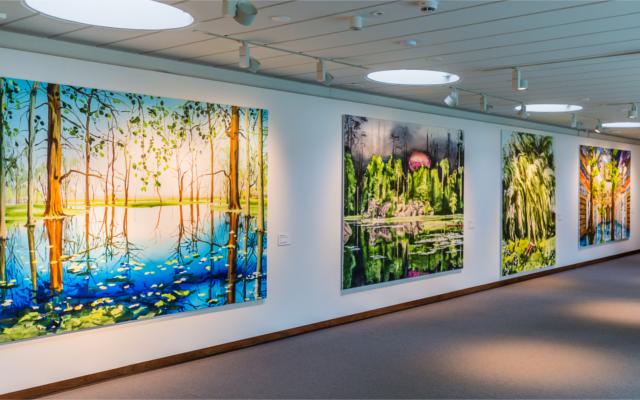 Art gallery in Helsinki