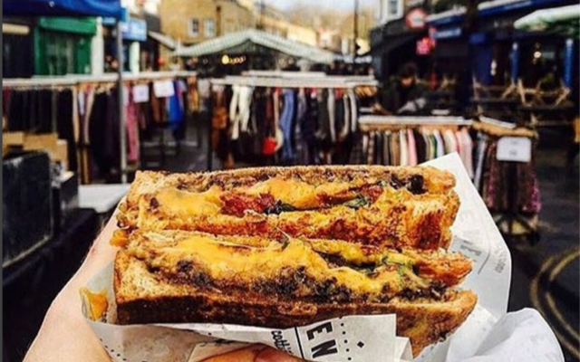 Broadway Market food photo