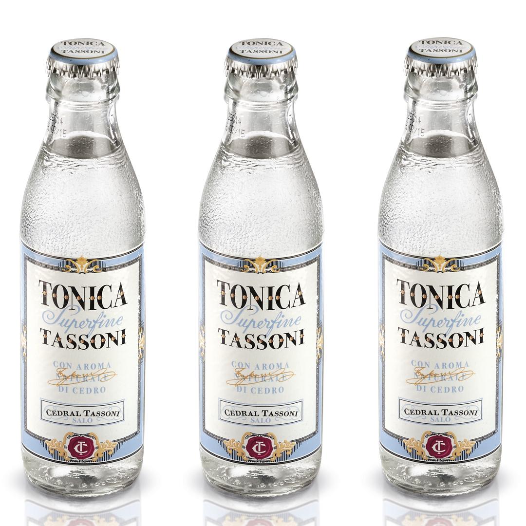TONICA bottiglietta Tonic Water Superfina