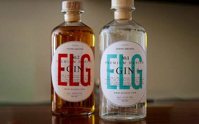 Elg Gin Number 1 and Number 2