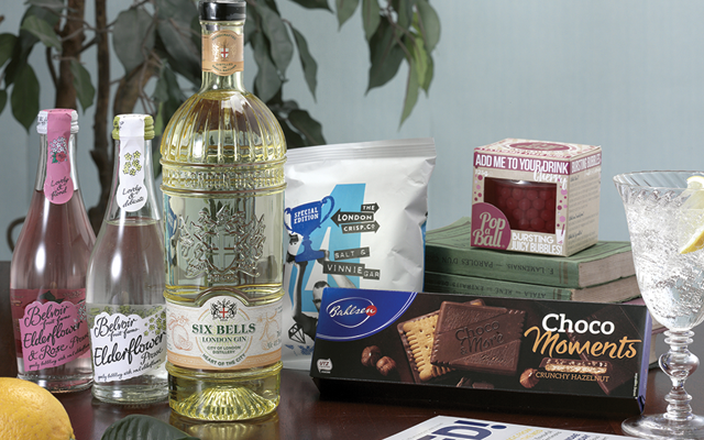September gin of the month box