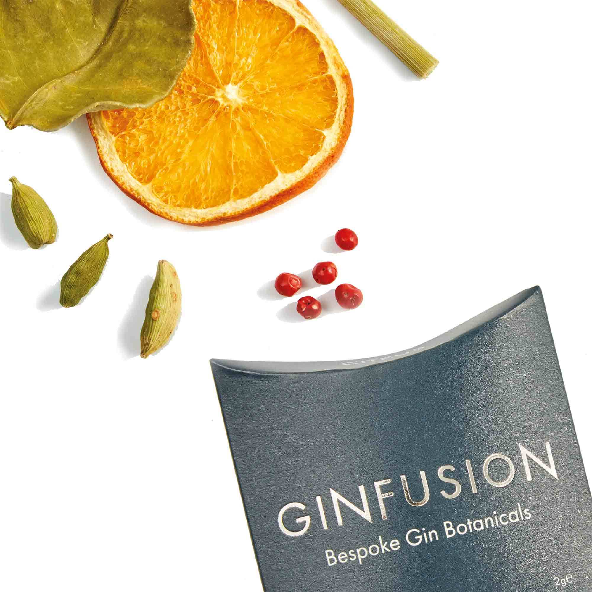 Ginfusion Taster Pack of 4